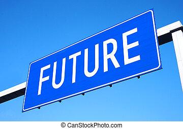 μέλλον , αστικός δρόμος αναχωρώ