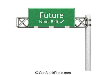 μέλλον , - , δημοσιά αναχωρώ
