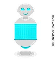 μέλλον , ρομπότ