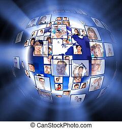 μέσα ενημέρωσης , γενική ιδέα , τεχνολογία