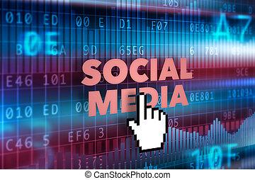 μέσα ενημέρωσης , γενική ιδέα , τεχνολογία , κοινωνικός