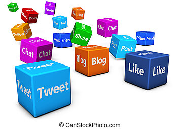 μέσα ενημέρωσης , κοινωνικός , ιστός , αναχωρώ