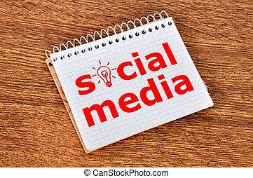 μέσα ενημέρωσης , κοινωνικός