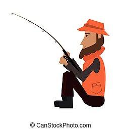 μήκος μισών υαρδών , ψαράs