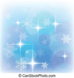 μαγεία , χειμώναs , φόντο