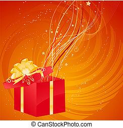 μαγεία , χριστουγεννιάτικο δώρο