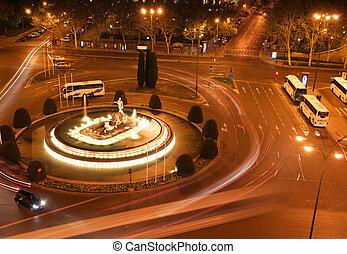 μαδρίτη , κυκλοφορία