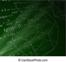 μαθηματικά , φόντο