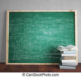 μαθηματικός , μαθηματικός ή χημικός τύπος