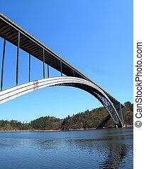 μακριά , τσέχος , γέφυρα
