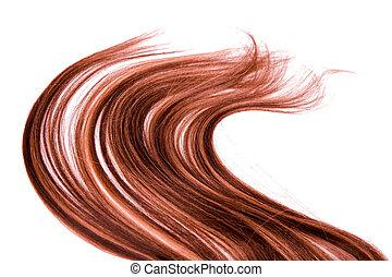 μαλλιά , μακριά