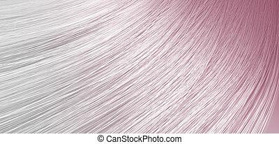 μαλλιά , φυσώντας , closeup