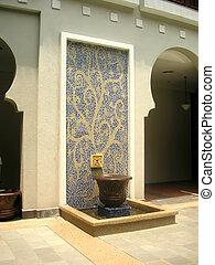 μαροκινός , αρχιτεκτονική