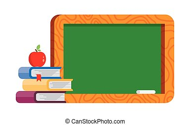 μαυροπίνακας , αγία γραφή , μήλο , κενό
