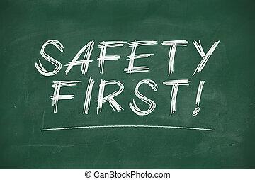 μαυροπίνακας , ασφάλεια 1