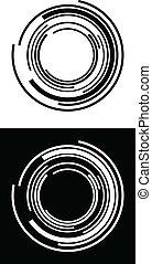 μαύρο , αγαθός αμυντική γραμμή , εγκύκλιος