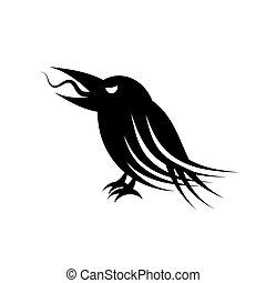 Αναζήτηση μεγάλο μαύρο πουλί