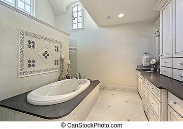 μεγάλος , κάδος , άρχονταs , μπάνιο