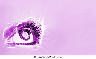 μεγάλος , σπουδαίος , eye.