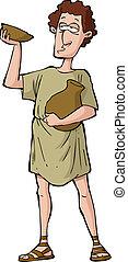 μεθύστακας , ρωμαϊκός