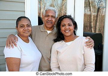 μειονότητα , οικογένεια