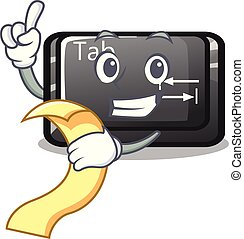 μενού , κουμπί , επισύναψα , ετικέτα , πληκτρολόγιο , γελοιογραφία