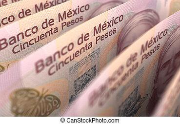 μεξικάνικος , closeup , πέσο