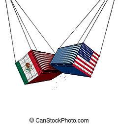 μεξικό , πολεμοs , εμάs , εμπόριο