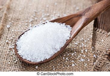μερίδα , αλάτι