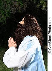 μεσάνυκτα , προσευχή