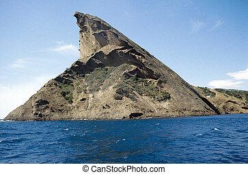 μεσογειακός , βράχος , ciotat, θάλασσα , λά
