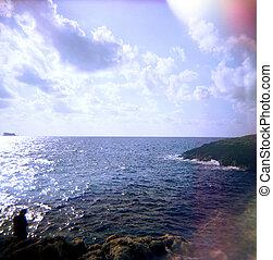μεσογειακός , sea.