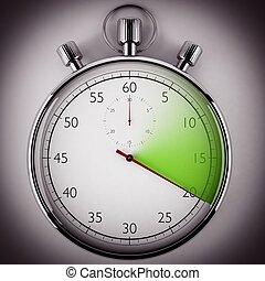 μετρών την ώραν