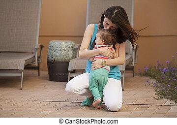 μητρικός αγάπη
