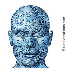 μηχανή , ανθρώπινος