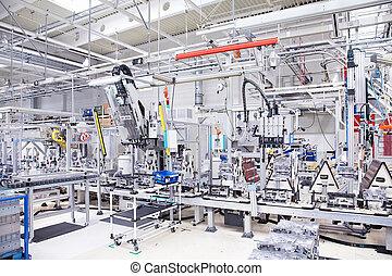 μηχανή , βιομηχανοποίηση , κομμάτια