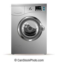 μηχανή , μικροβιοφορέας , πλύση