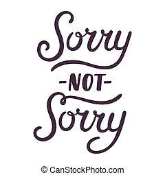μη , γράμματα , λυπάμαι , χέρι