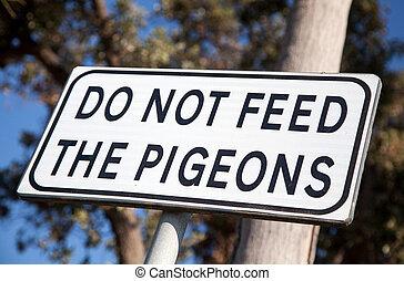 μη , ταΐζω , γλώσσα συνεννόησης