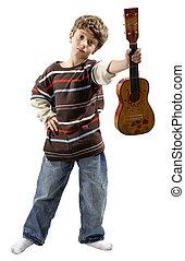μικρή κιθάρα