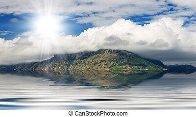 μικρή νήσος