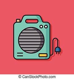 μικροβιοφορέας , ανεμιστήραs , ηλεκτρικός , εικόνα
