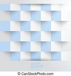 μικροβιοφορέας , αφαιρώ , φόντο. , τετράγωνο , άσπρο , μπλε