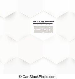 μικροβιοφορέας , αφαιρώ , χρώμα , 3d , hexagonal.