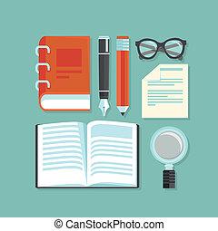 μικροβιοφορέας , διάβασμα , γενική ιδέα
