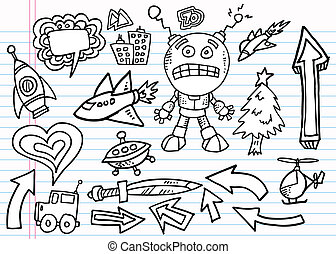 μικροβιοφορέας , δραμάτιο , γράφω άσκοπα , θέτω , σημειωματάριο