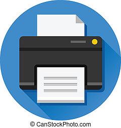 μικροβιοφορέας , εκτυπωτήs , εικόνα