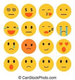 μικροβιοφορέας , θέτω , απομονωμένος , emoji