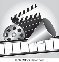 μικροβιοφορέας , κινηματογράφοs