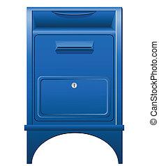 μικροβιοφορέας , κουτί για γράμματα , εικόνα , εικόνα